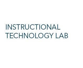 Instructional Technology Lab